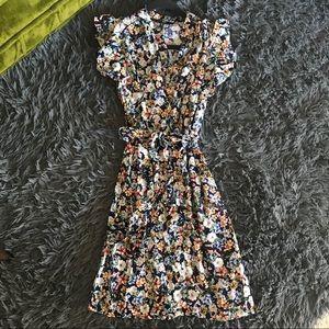ZARA floral dress | Medium